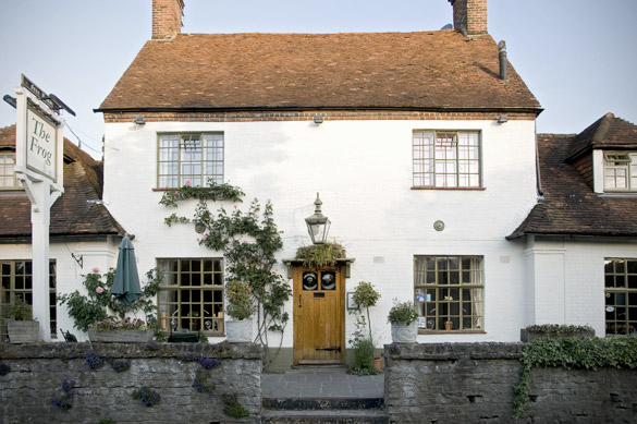 The Frog At Skirmett - NR Henley-On-Thames, Oxfordshire, RG9 6TG